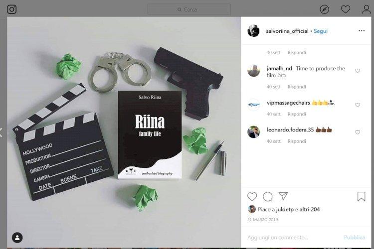 """Il figlio del boss dei boss in Abruzzo. E """"Riina"""" diventa un brand"""