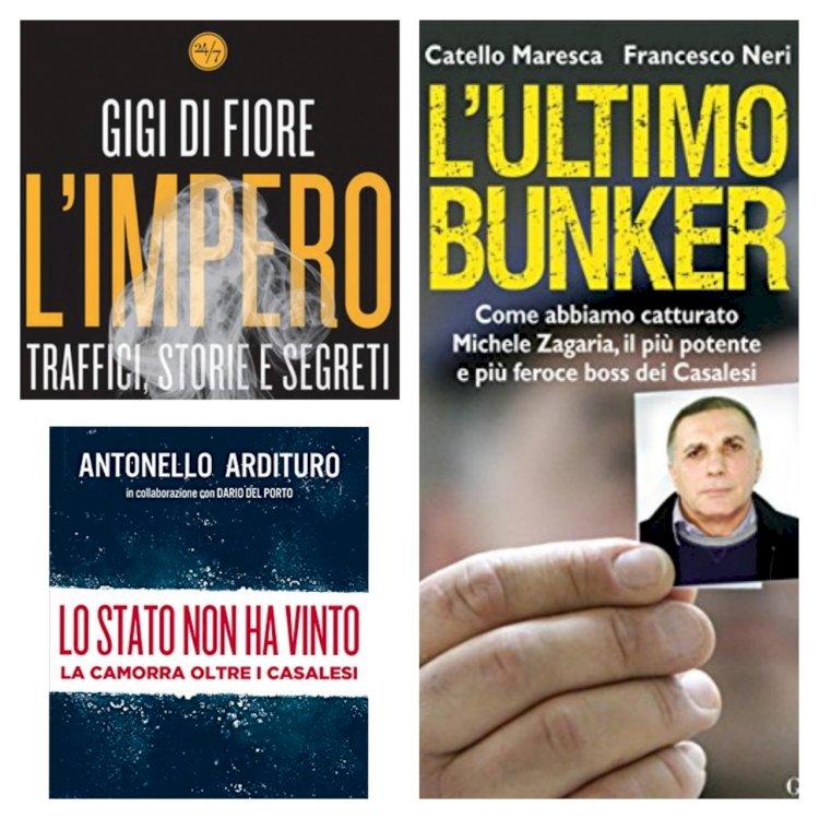 Tre libri per capire la mafia Casalese
