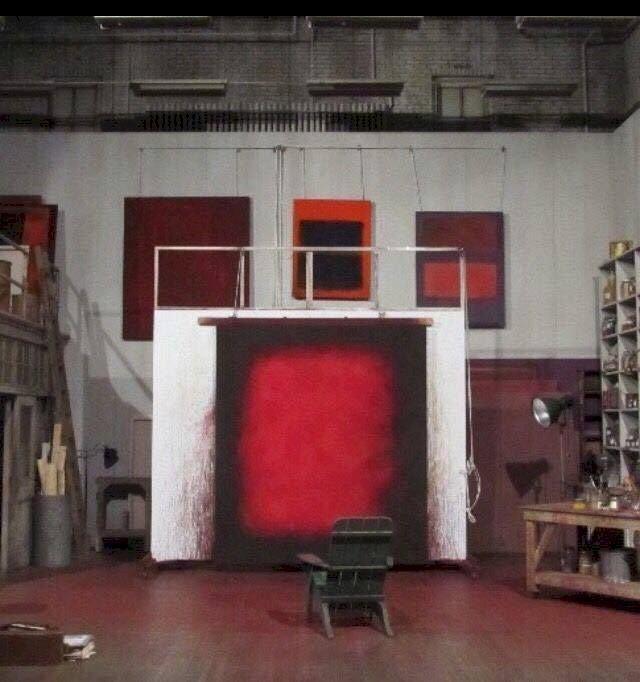 L'urlo silenzioso di Rothko