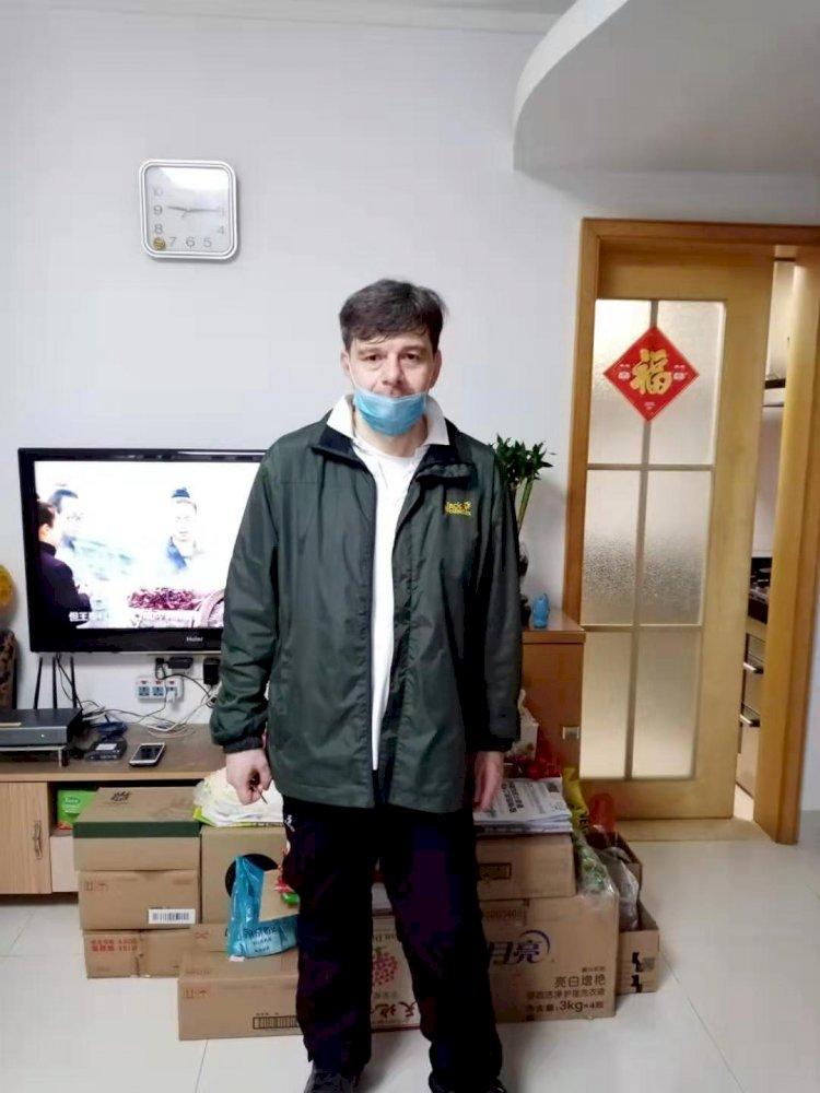 Coronavirus: la testimonianza di un molisano in Cina