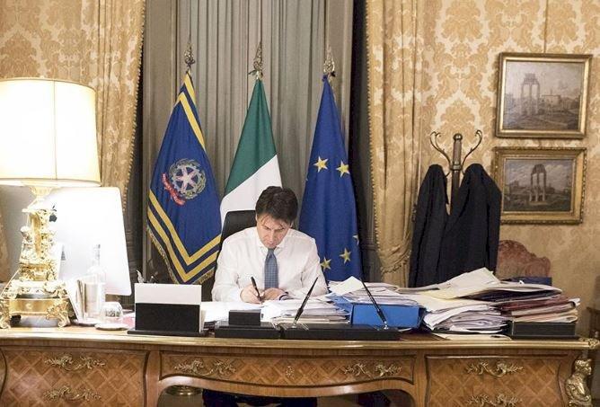 Decreto #IoRestoaCasa, le misure adottate dal Governo