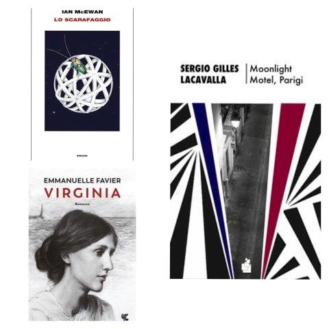 Libri, le migliori proposte editoriali del mese