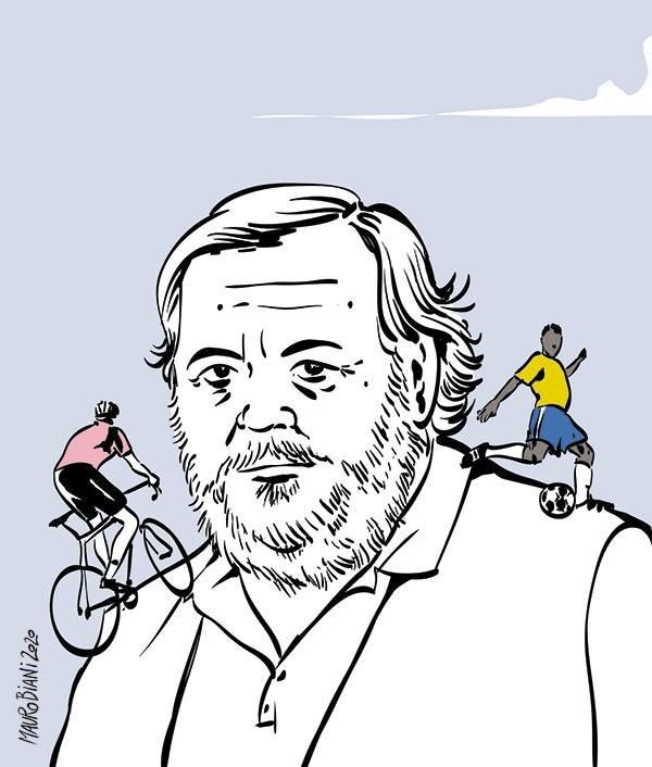 Gianni Mura, l'artigiano della poesia nel giornalismo