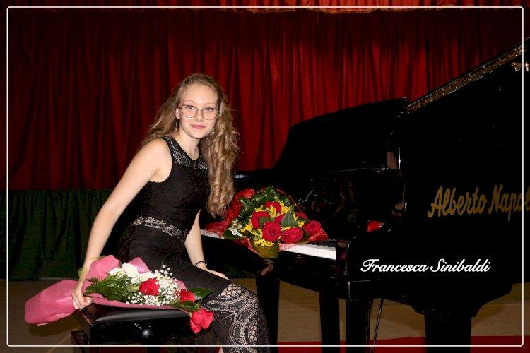La musica al tempo del Coronavirus... con Francesca