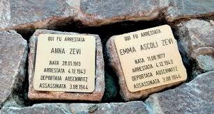 Anna Zevi e la ricostruzione storica di Italo Baratella