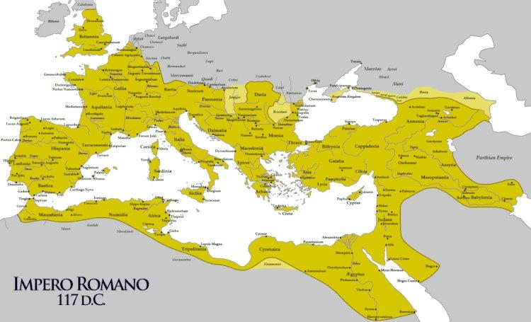 QUELL'EREDITA' ROMANA SU CUI  ANCORA OGGI SI POGGIA UN'EUROPA TRABALLANTE