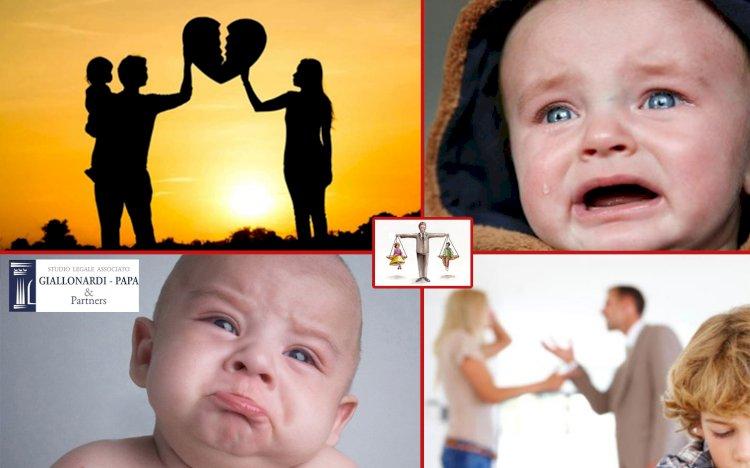 Spostamenti dei genitori separati e divorziati durante l'emergenza