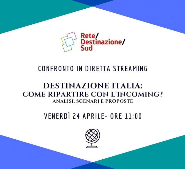 Destinazione Italia: Come ripartire con l'Incoming?