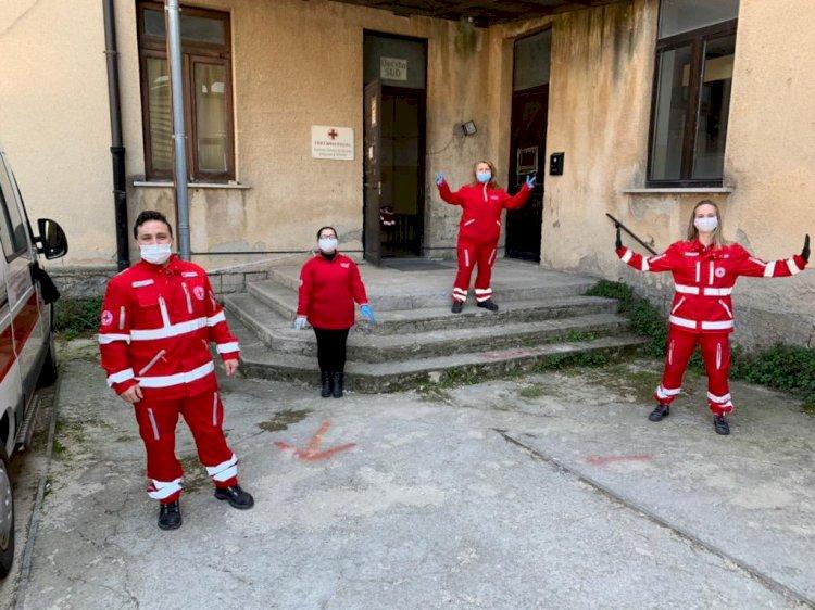 Croce Rossa area Bojano, quando lo straordinario diventa ordinario