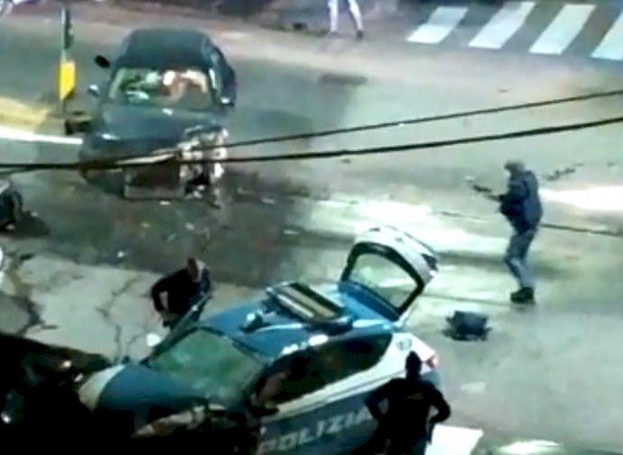 Dopo la rapina muore un poliziotto