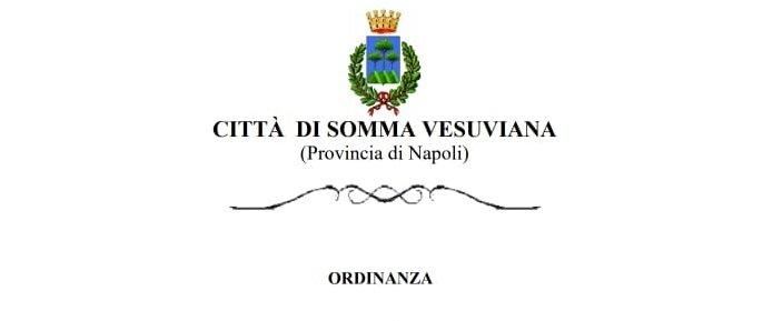 Somma Vesuviana, iniziano le quarantene obbligatorie