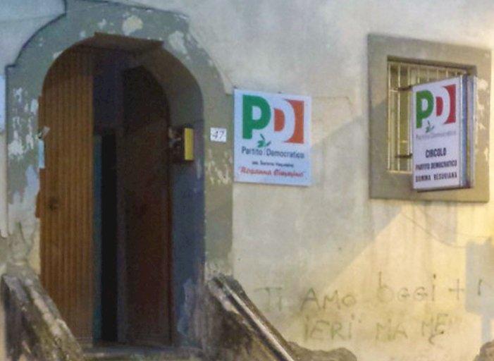 Somma Vesuviana, parla il segretario PD Filomena Tiziano