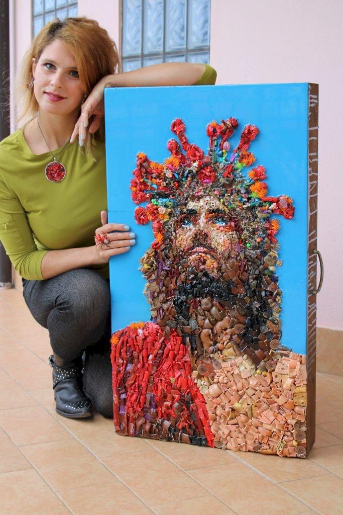 Intervista a Letizia Lanzarotti, in arte Lady Be