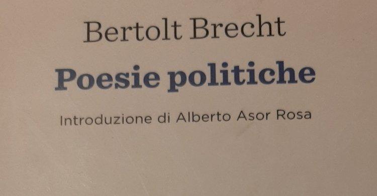 POESIE POLITICHE
