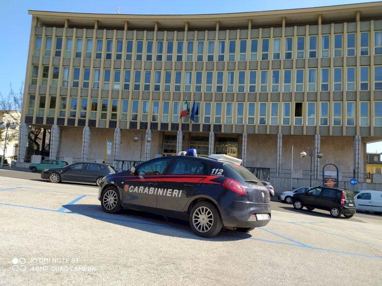 I carabinieri di Isernia arrestano un pericoloso stalker
