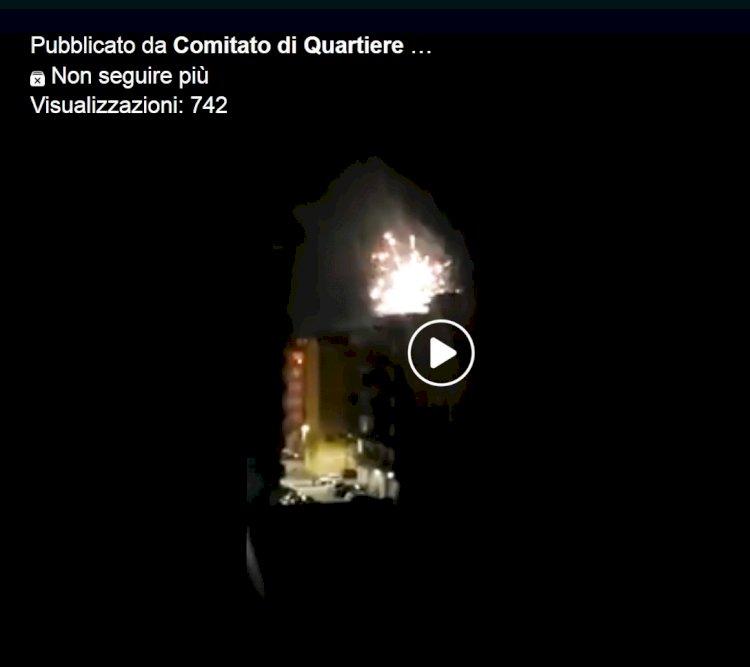 Fuochi d'artificio diffusi in tutti i sistemi criminali