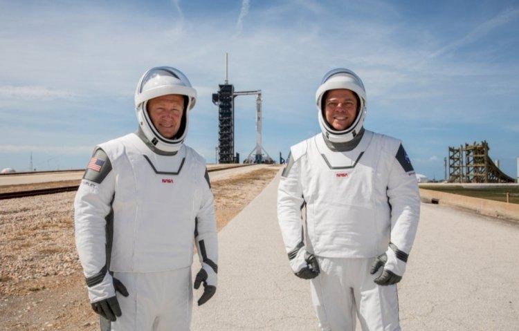 LA NASA TORNA NELLO SPAZIO