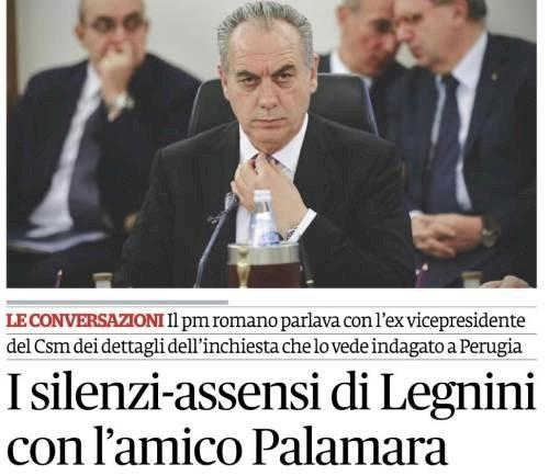 Magistratura e potere. E le papere mute d'Abruzzo