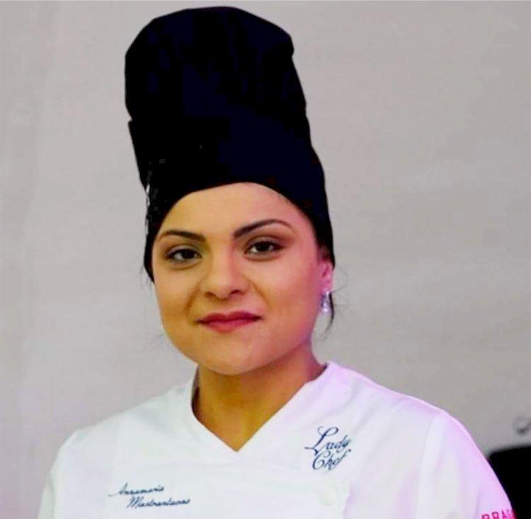Annamaria, una donna, una mamma e, soprattutto, una grande Chef