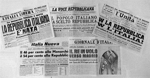 2 giugno 1946: LA VOGLIA DI RICOMINCIARE