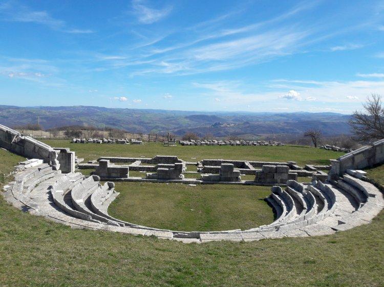 Il sito archeologico di Pietrabbondante, parla il primo cittadino