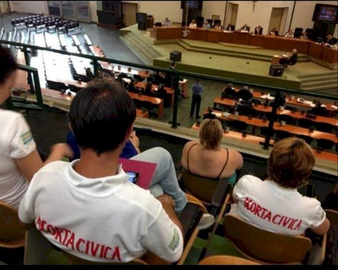 Scorta Civica: presidio contro le mafie