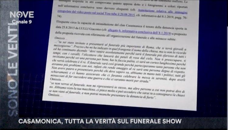Prepotenza, violenza e crimini: Casamonica, Spada e sodali d'Abruzzo