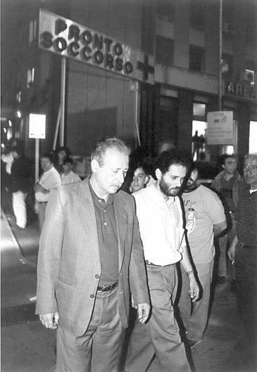 Strage via D'Amelio, parla Ingroia: «Borsellino è stato ucciso perché ostacolo insormontabile alla trattativa Stato-mafia»