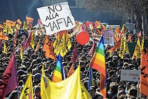 «Se c'è l'antimafia vuol dire che c'è la mafia»