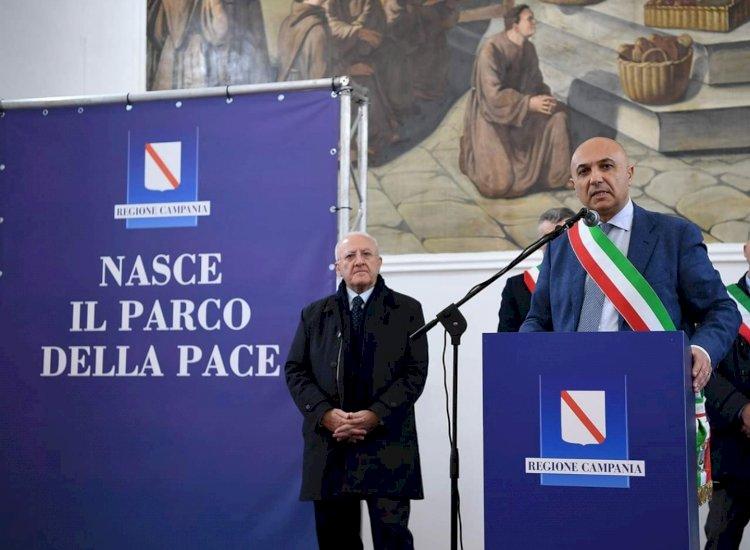 ULTIM'ORA. Arrestato Antonio Carpino, sindaco di Marigliano (Na)