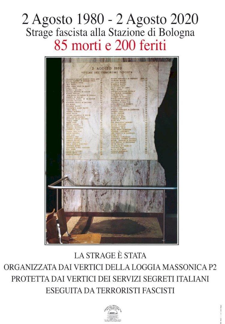 Strage di Bologna, parla Bolognesi: «la strategia della tensione non è terminata»