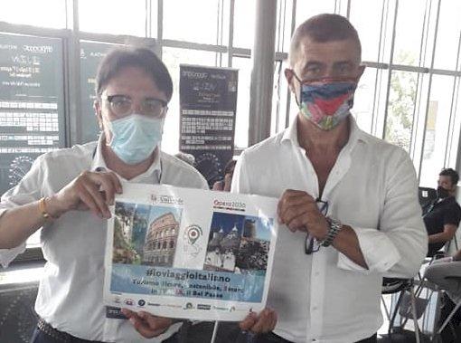 Alfonso Pecoraro Scanio chiama, Borghi d'Eccellenza risponde