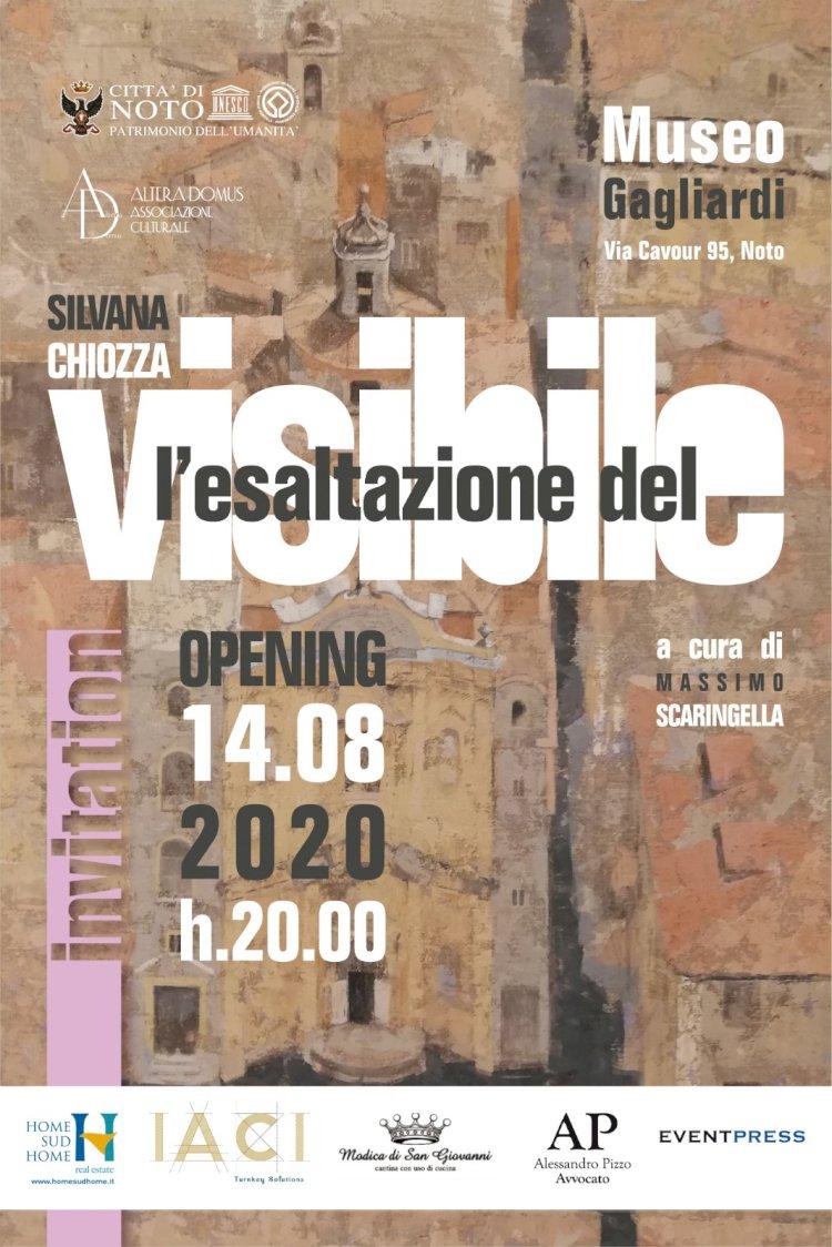 L'ESALTAZIONE DEL VISIBILE (the exaltation of the visible)