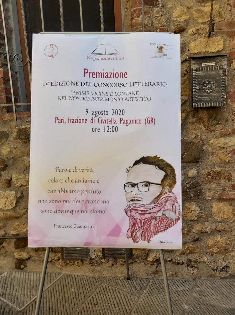 Premiazione Concorso letterario dei Borghi della lettura