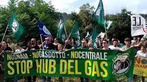 Parte la Carovana No Hub del Gas 2020!