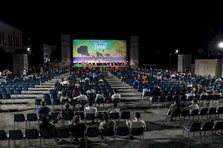 Giffoni50 2020. Il programma serale alla YARIS Arena con i talent musicali