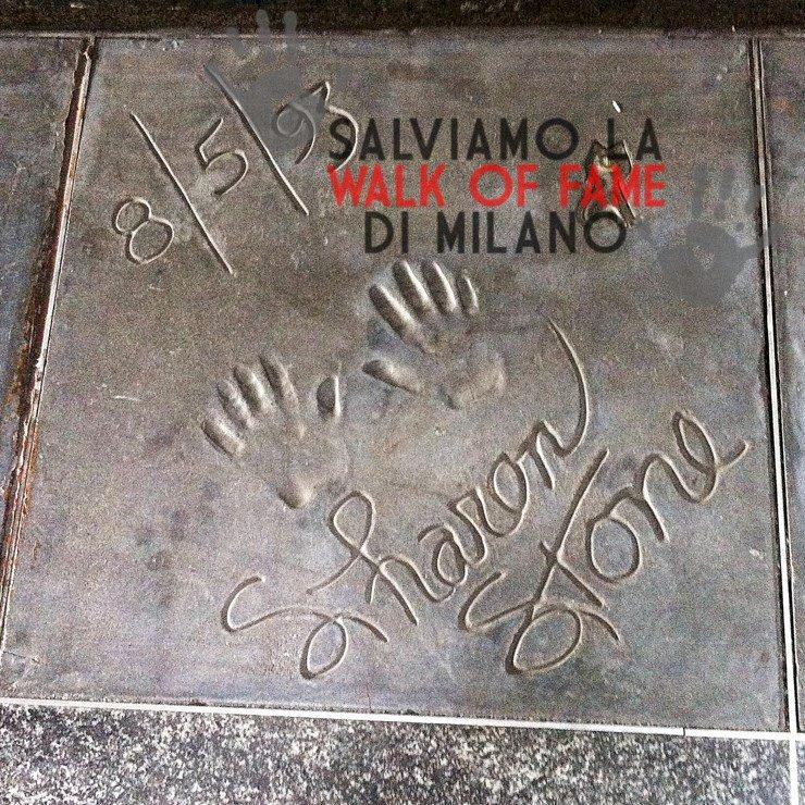 La sconosciuta «Walk of Fame» di Milano