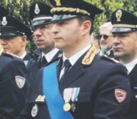 Pasquale Marcovecchio è il nuovo dirigente della Digos