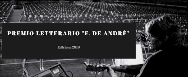 VINCITORI della VI edizione  PREMIO letterario nazionale F. DE ANDRÉ