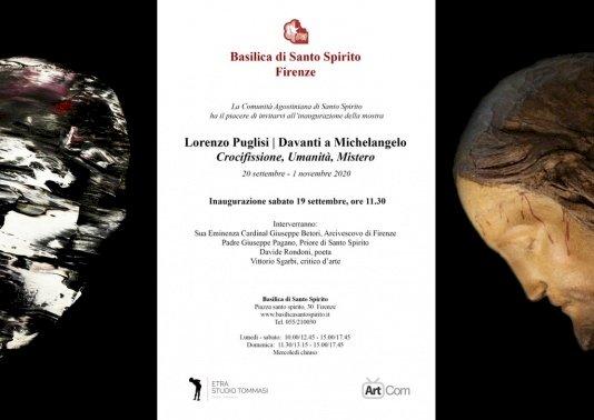 A Firenze la mostra «Davanti a Michelangelo. Crocifissione, umanità, mistero»