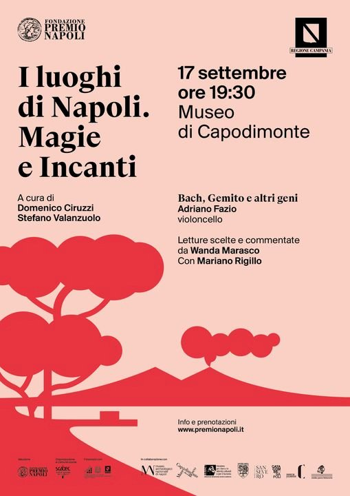 «I luoghi di Napoli. Magie e incanti» , appuntamento al Museo di Capodimonte
