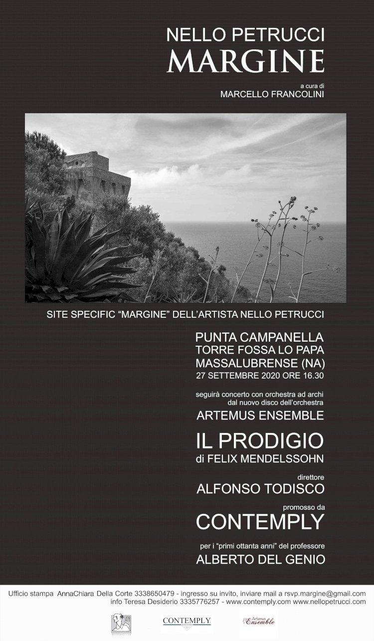 In arrivo «Margine», scultura open-air di Nello Petrucci a Torre Fossa lo Papa