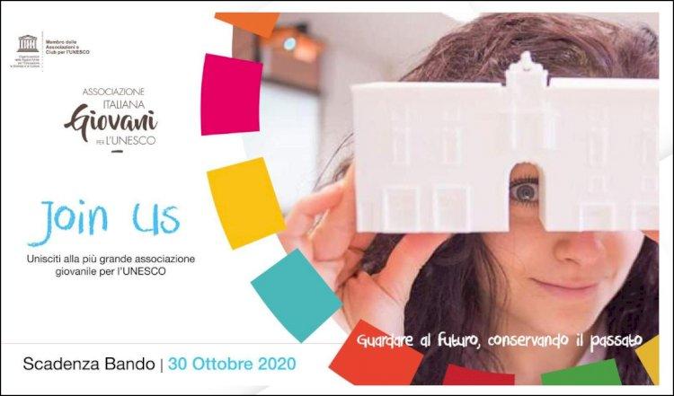 L'Unesco è alla ricerca di giovani soci
