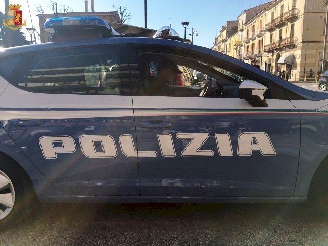 Polizia, controlli serrati sul territorio