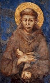 San Francesco d'Assisi , il primo poeta della letteratura italiana