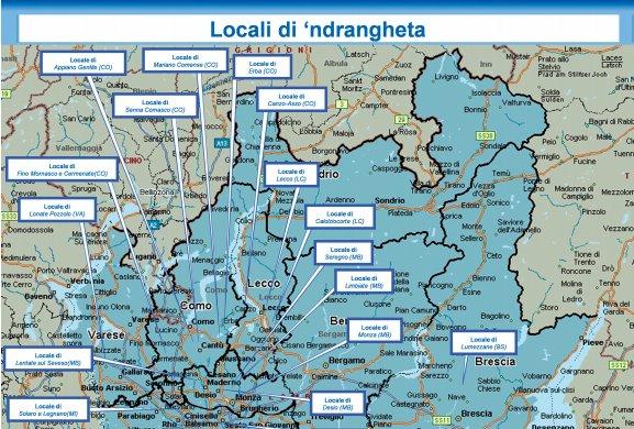 'Ndrangheta in Lombardia: una storia tutt'altro che segreta - parte II