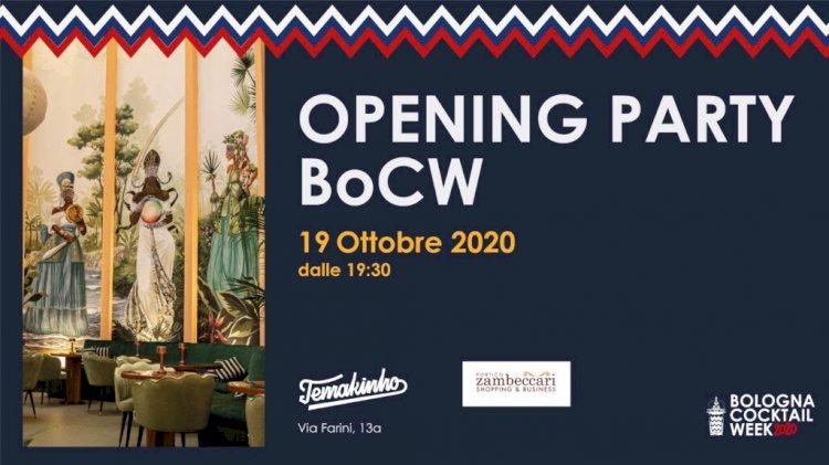 Al via la IV edizione della Bologna Cocktail Week