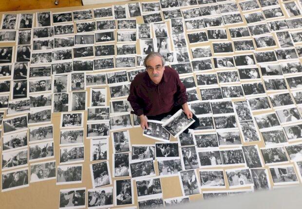 Vincenzo Pietropaolo, la sua arte strega New York