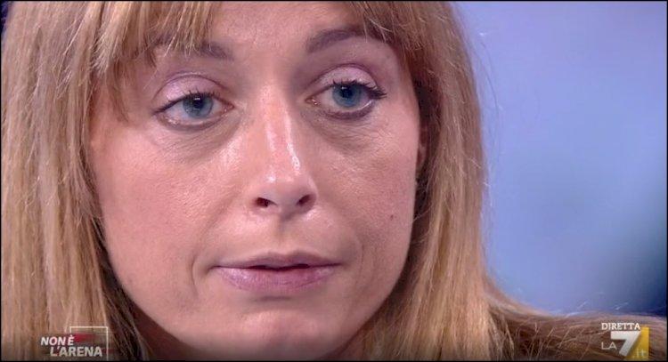 Luana Ilardo a Non è l'Arena: «La mafia ha fatto la mafia, lo Stato non ha fatto lo Stato»