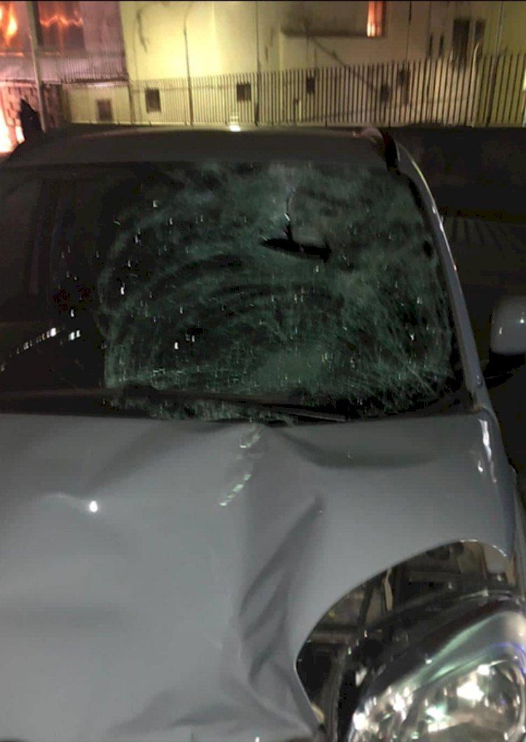 Somma Vesuviana: incidente stradale sulla circonvallazione. Muore un operaio